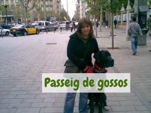 Passeig de gossos
